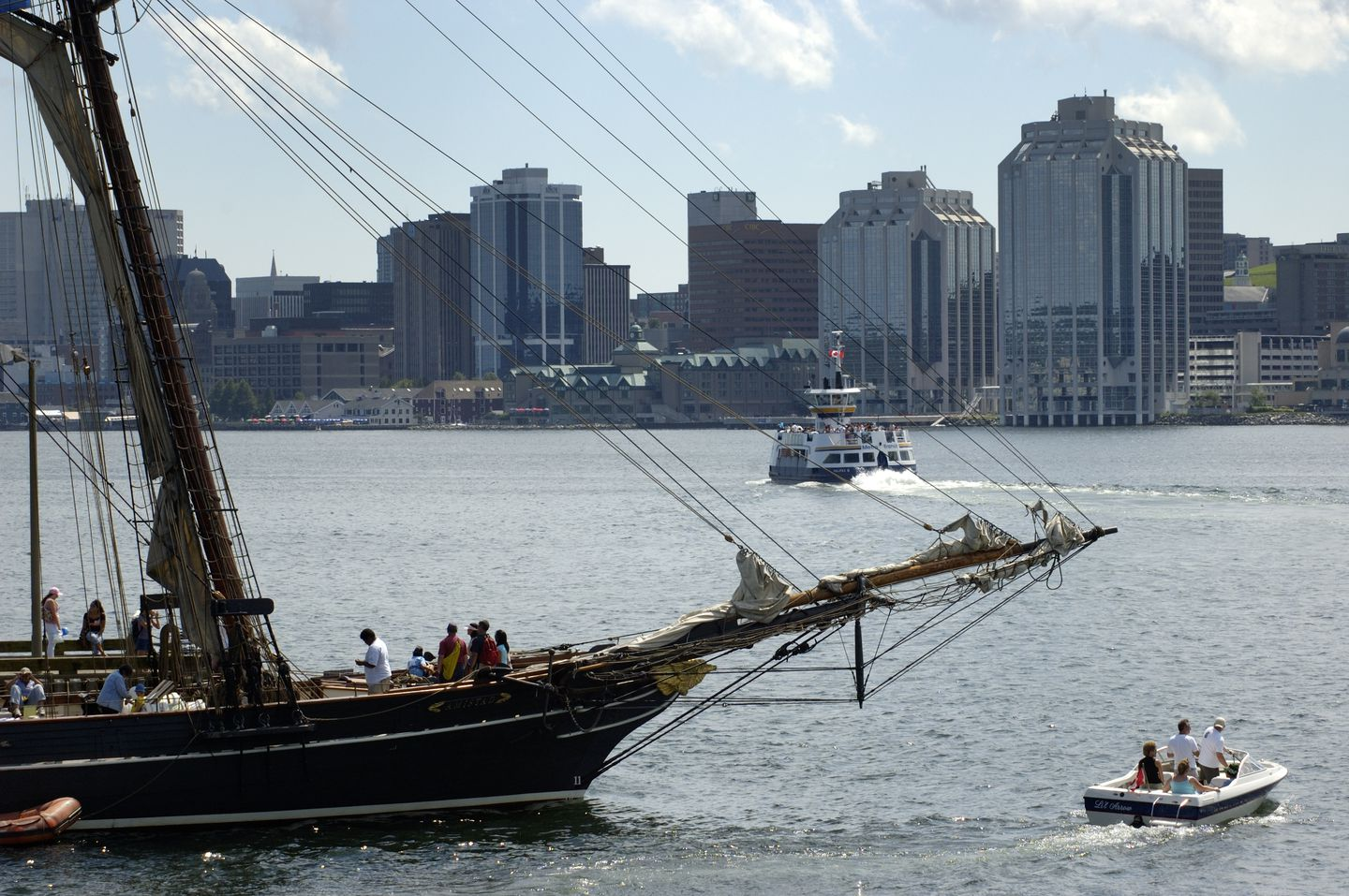 Halifax et Dartmouth